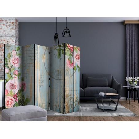 Paravento - Vintage garden II [Room Dividers] - Quadri e decorazioni