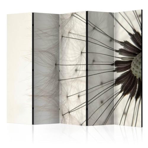 Paravento - Dandelion seed head II [Room Dividers] - Quadri e decorazioni