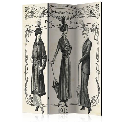 Paravento - Dress 1914 [Room Dividers] - Quadri e decorazioni