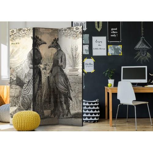 Paravento - Conversation [Room Dividers] - Quadri e decorazioni