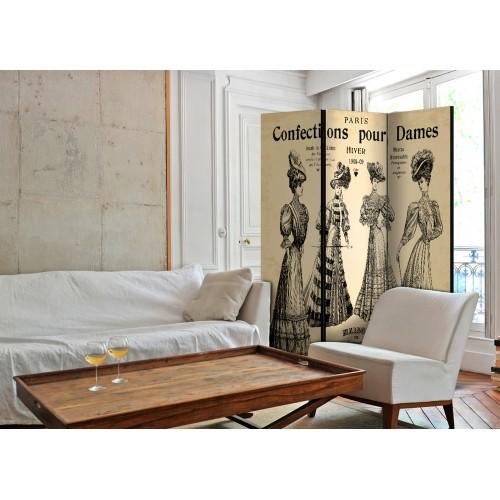 Paravento - Confections pour Dames [Room Dividers] - Quadri e decorazioni