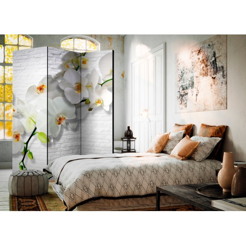 Paravento - The Urban Orchid [Room Dividers] - Quadri e decorazioni