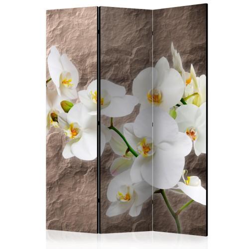 Paravento - Impeccability of the Orchid [Room Dividers] - Quadri e decorazioni