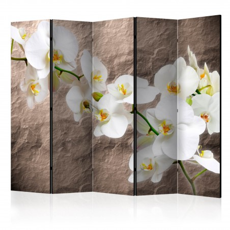 Paravento - Impeccability of the Orchid II [Room Dividers] - Quadri e decorazioni