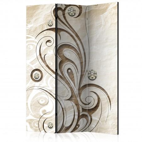 Paravento - Stone Butterfly [Room Dividers] - Quadri e decorazioni