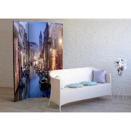 Paravento - Evening in Venice [Room Dividers] - Quadri e decorazioni