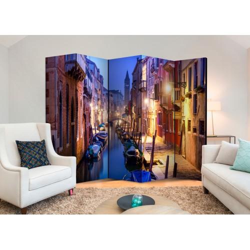 Paravento - Evening in Venice II [Room Dividers] - Quadri e decorazioni