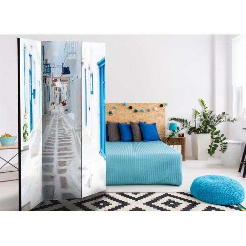 Paravento - Greek Dream Island [Room Dividers] - Quadri e decorazioni