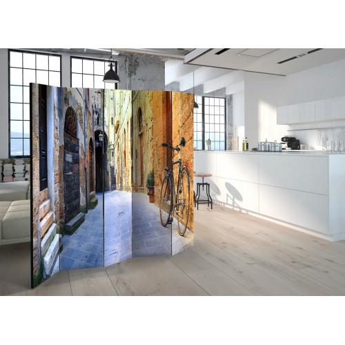 Paravento - Italy Holidays II [Room Dividers] - Quadri e decorazioni