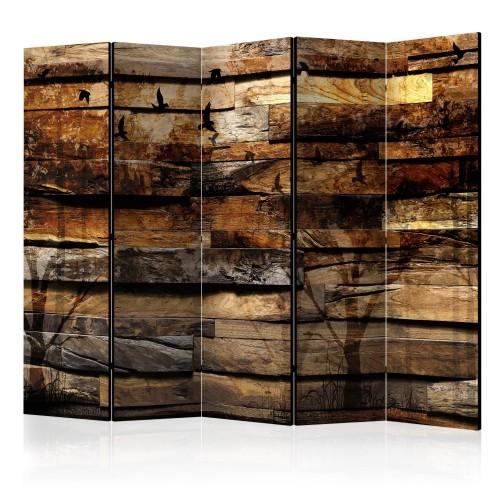 Paravento - Reflection of Nature II [Room Dividers] - Quadri e decorazioni