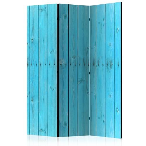 Paravento - The Blue Boards [Room Dividers] - Quadri e decorazioni