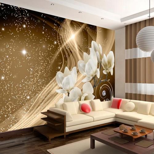 Fotomurale adesivo - Golden...