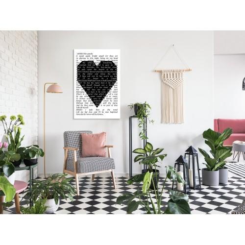 Quadro - Romeo and Juliet (1 Part) Vertical - Quadri e decorazioni