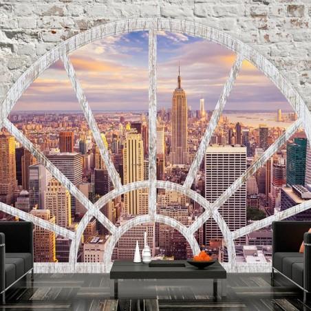 Fotomurale adesivo - NY -...