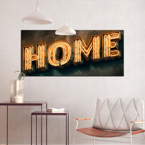 Quadro - Oldschool Neon - Quadri e decorazioni