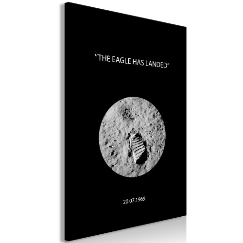 Quadro - The Eagle Has Landed (1 Part) Vertical - Quadri e decorazioni