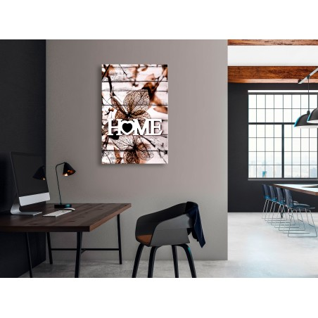 Quadro - Living Home (1 Part) Vertical - Quadri e decorazioni