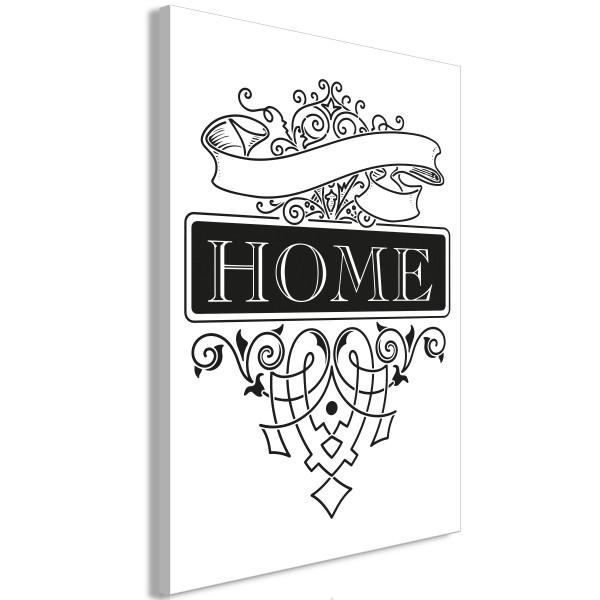 Quadro - Home (1 Part) Vertical - Quadri e decorazioni
