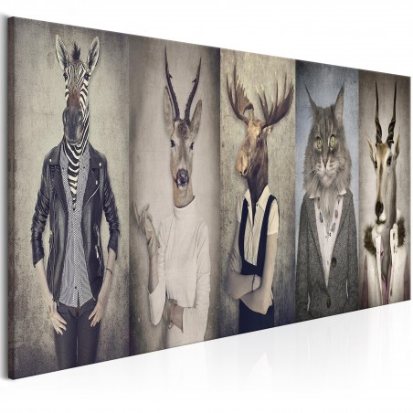Quadro - Animal Masks - Quadri e decorazioni
