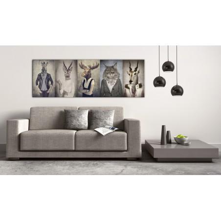 Quadro - Animal Masks - Quadri e decorazioni