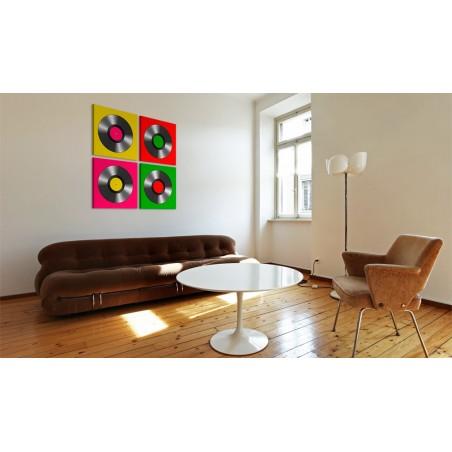 Quadro - Vinili: Pop Art - Quadri e decorazioni
