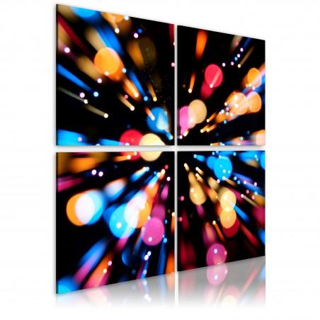 Quadro - Gara di luci - Quadri e decorazioni