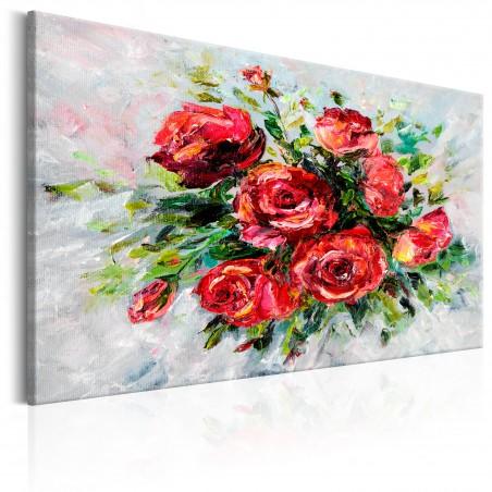 Quadro - Flowers of Love - Quadri e decorazioni
