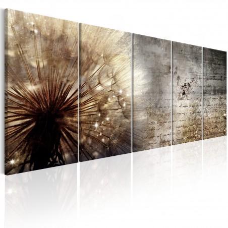 Quadro - Beige Dandelion - Quadri e decorazioni
