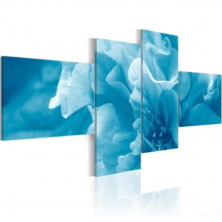 Quadro - Fiore celeste di azalea - Quadri e decorazioni