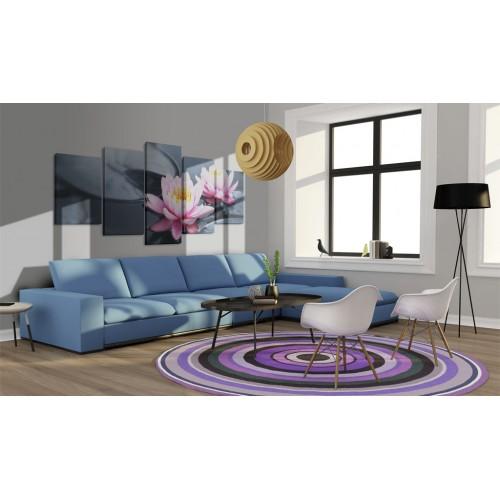 Quadro - Giglio d'acqua sognato - Quadri e decorazioni