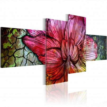 Quadro - Fiore iridato - Quadri e decorazioni
