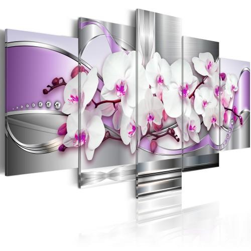Quadro - Orchidea e fantasia - Quadri e decorazioni