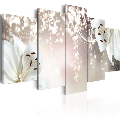 Quadro - Bianco magico - Quadri e decorazioni