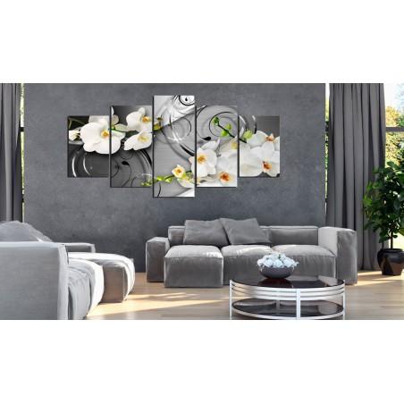 Quadro - Orchidee lattiginose - Quadri e decorazioni