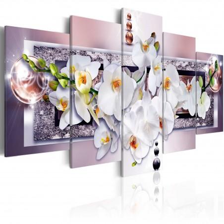 Quadro - L'orchidea misteriosa - Quadri e decorazioni