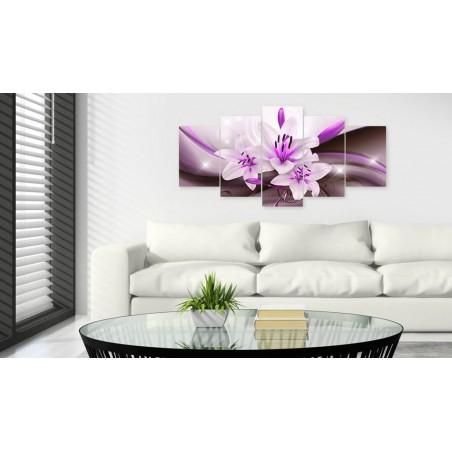 Quadro - Violet Desert Lily - Quadri e decorazioni