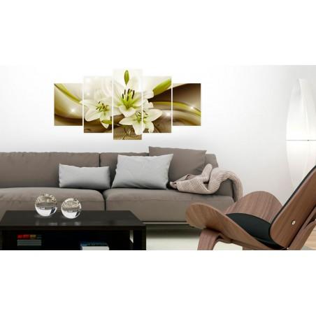 Quadro - Giglio moderno - Quadri e decorazioni