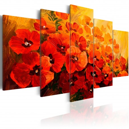 Quadro - Land of Poppies - Quadri e decorazioni