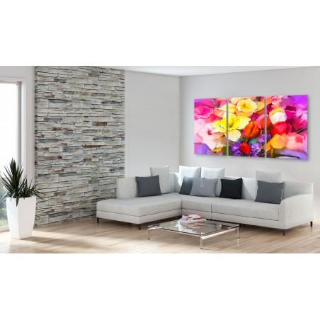 Quadro - Rainbow Bouquet - Quadri e decorazioni