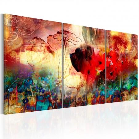Quadro - Garden of Colours - Quadri e decorazioni