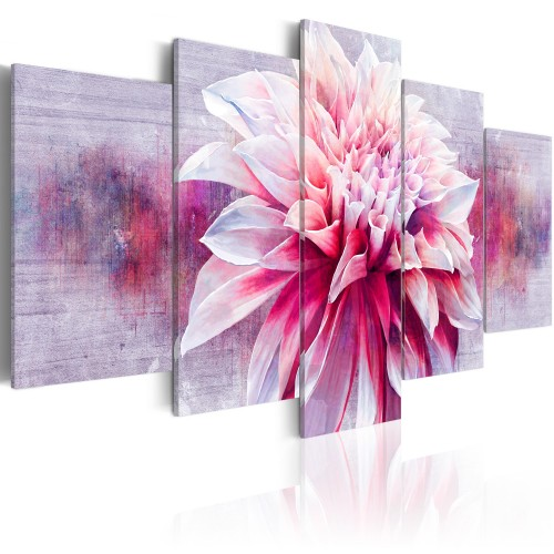 Quadro - Violet Dahlia - Quadri e decorazioni