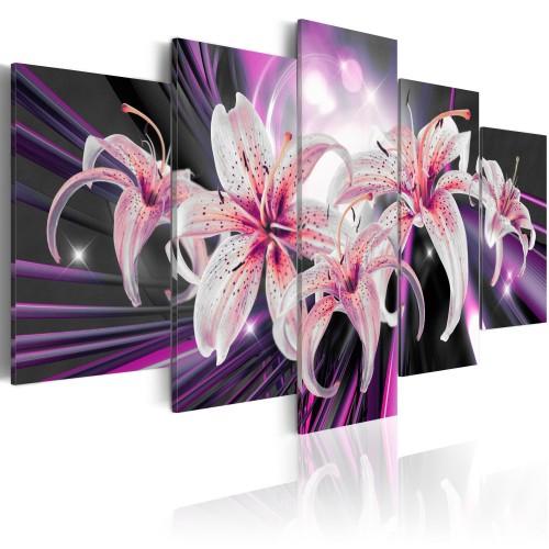 Quadro - Violet Inspiration - Quadri e decorazioni