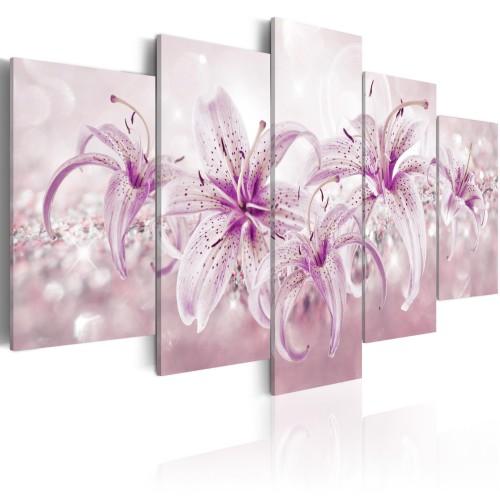 Quadro - Purple Harmony - Quadri e decorazioni