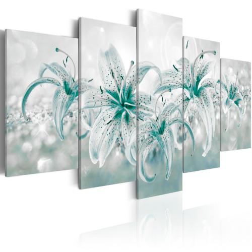Quadro - Sapphire Lilies - Quadri e decorazioni