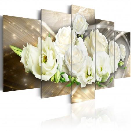 Quadro - The Light of Rose - Quadri e decorazioni