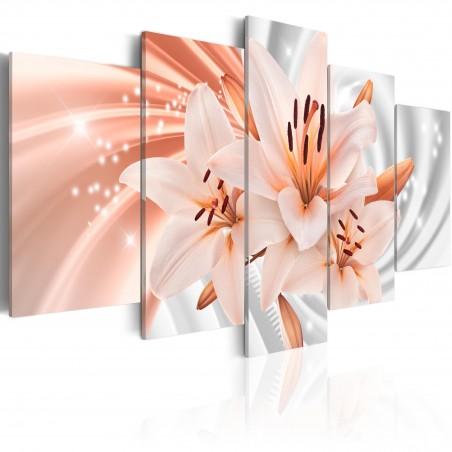 Quadro - Coral Lilies - Quadri e decorazioni