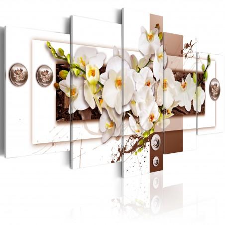 Quadro - Flowery Installation - Quadri e decorazioni