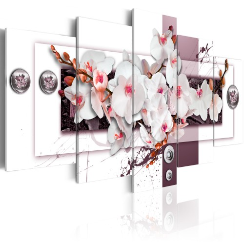 Quadro - Orchid's Mechanism - Quadri e decorazioni