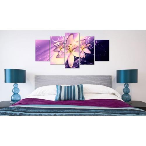 Quadro - Purple Galaxy - Quadri e decorazioni