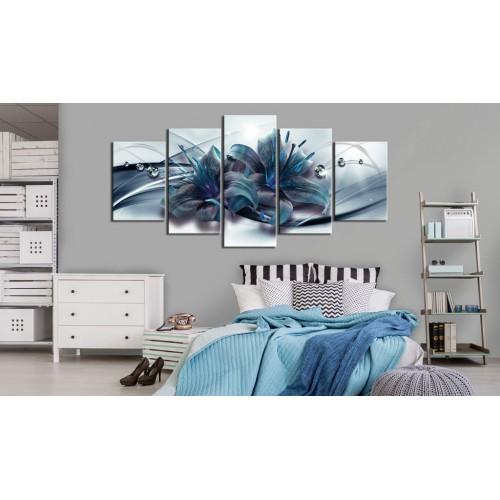 Quadro - Blue Lily - Quadri e decorazioni